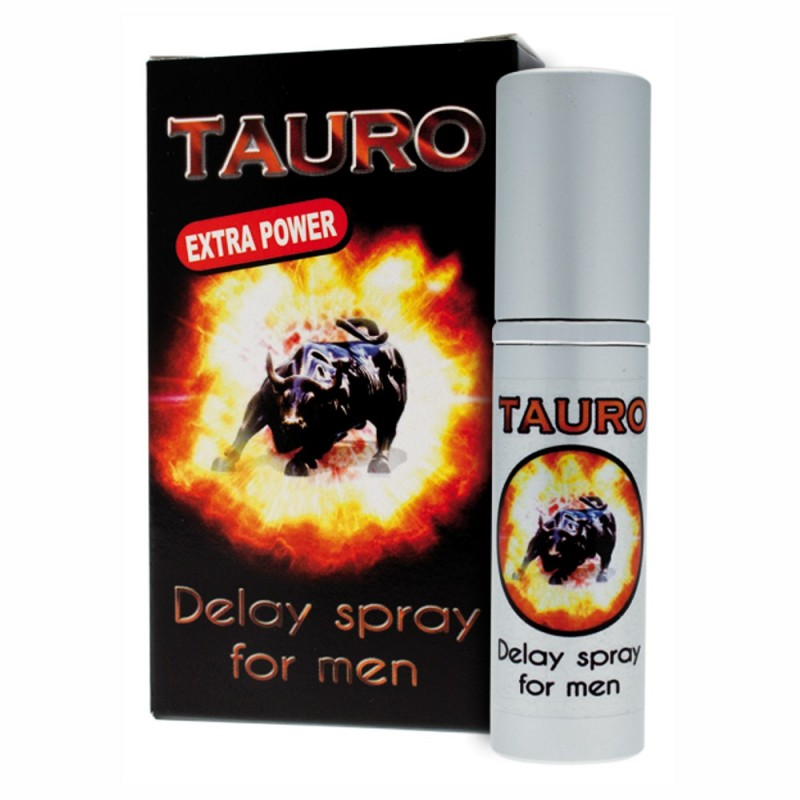 Tauro Extra Power Dealy Spray for Men